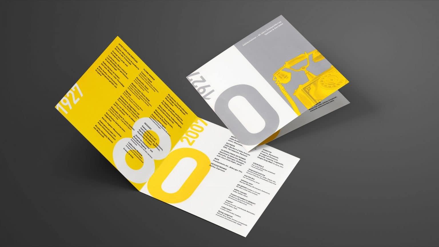 Einladungskarte Schwann Verlag