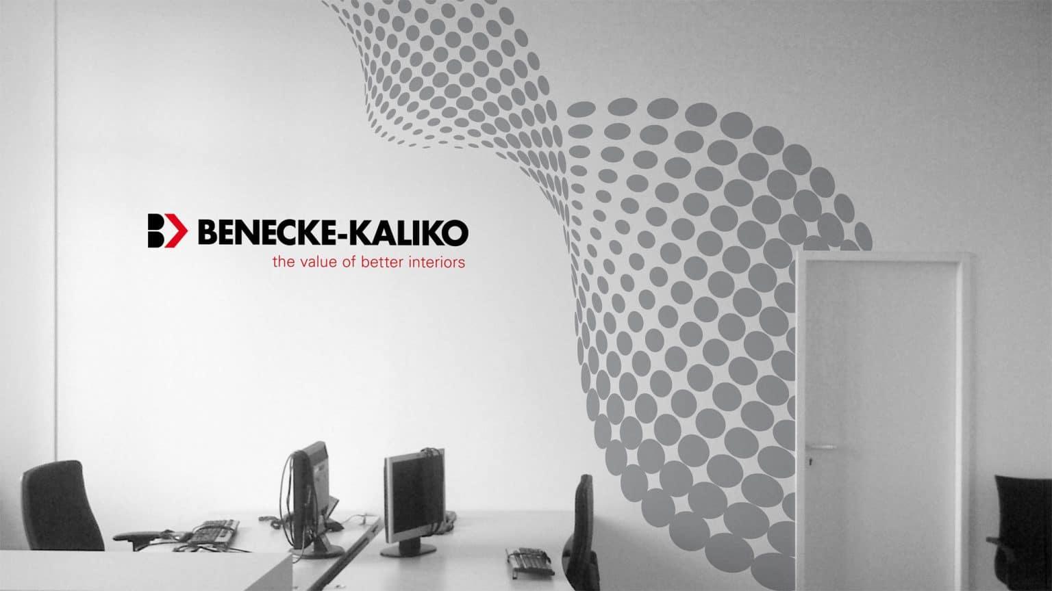 Raumgestaltung für Bencke Kaliko