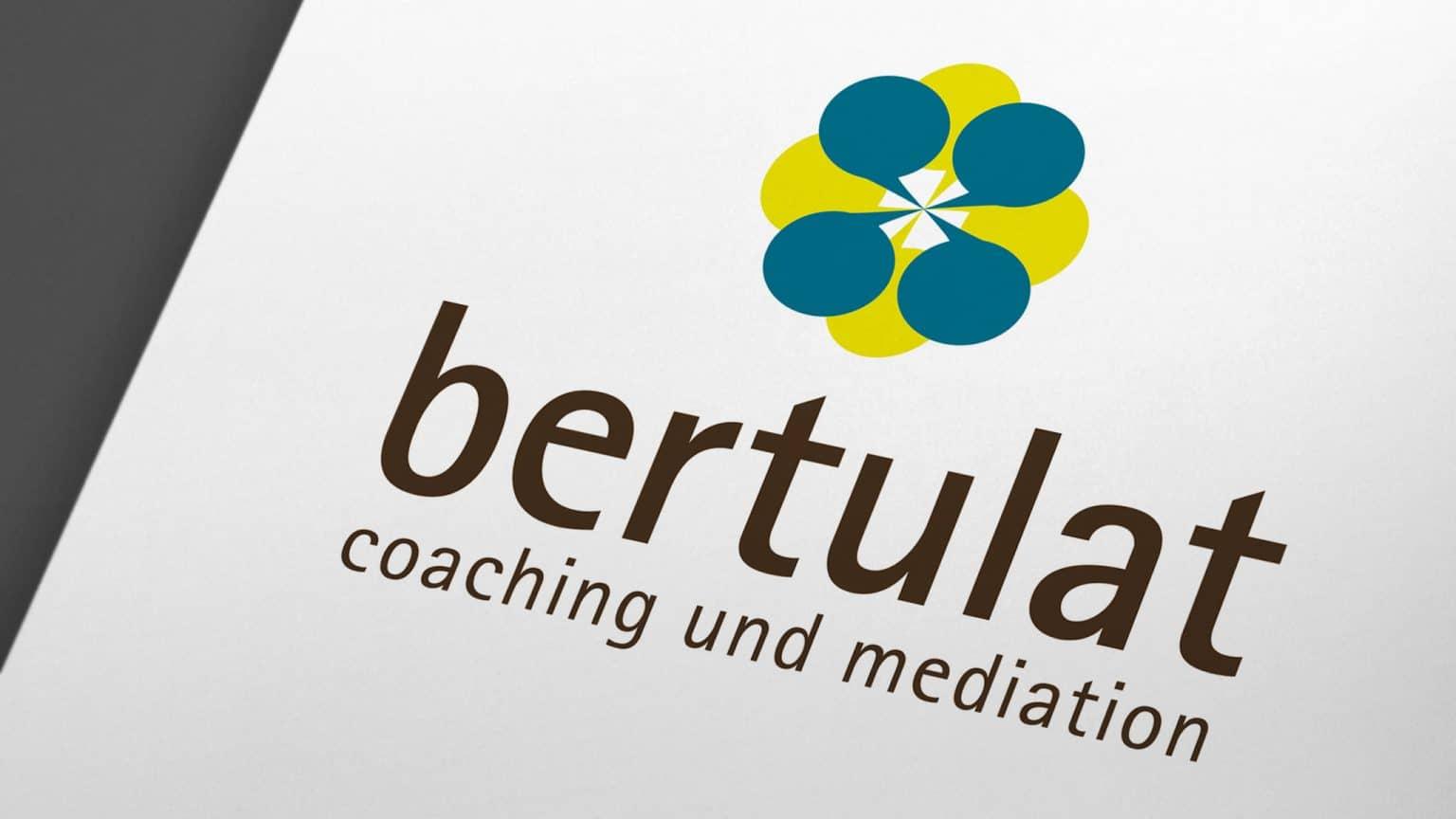 Logodesign für coaching und mediation