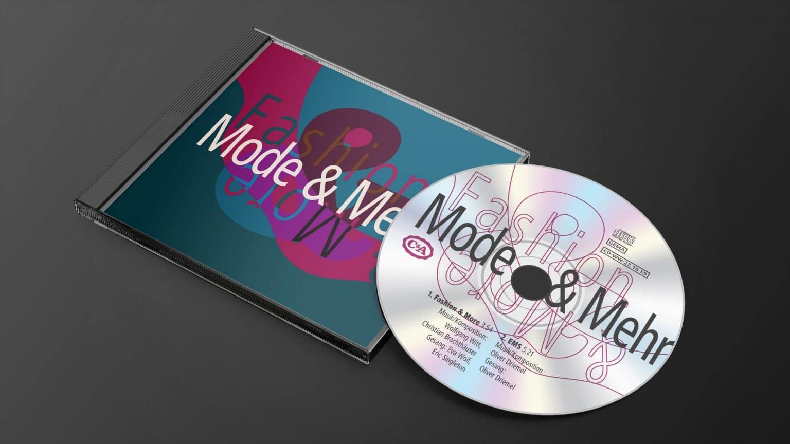 CD-Design für C&A