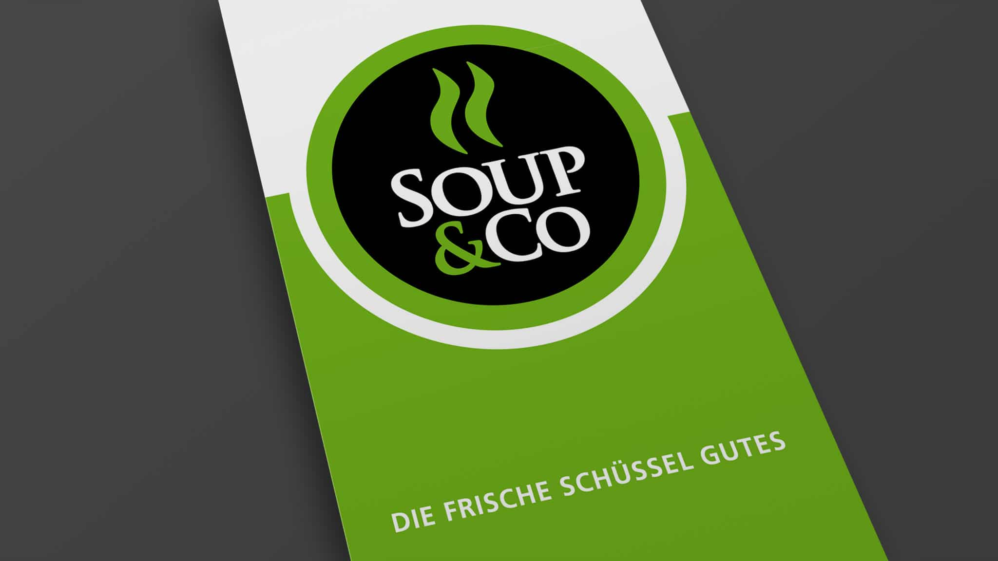 Corporate Design für ein Restaurant