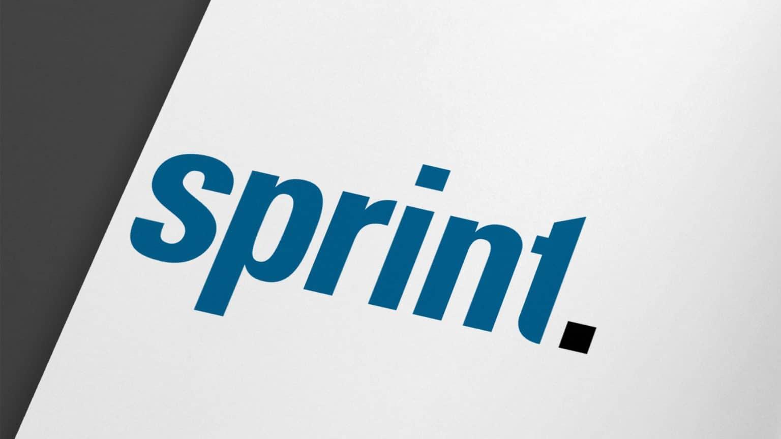 Logo Design für sprint Sanierung