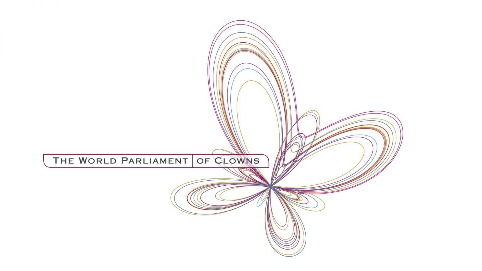 Logo Design für das World Parliament of Clowns